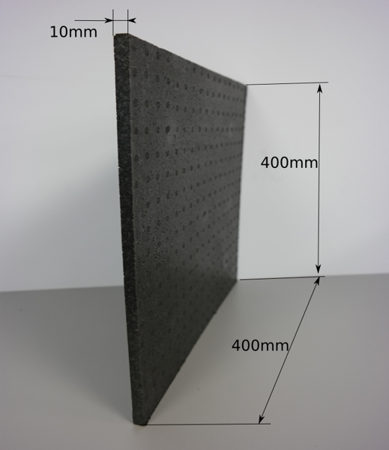 Block EPP 400/400/10 60g/l black