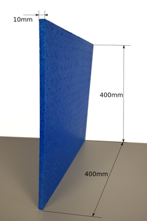 Block EPP 400/400/10 60g/l blue