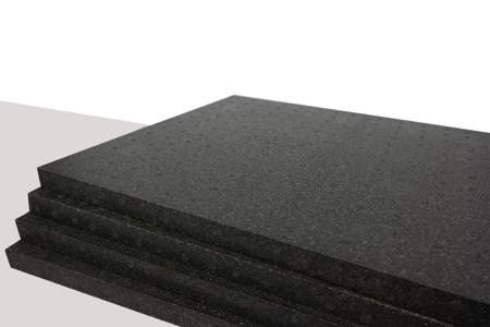 Block EPP 800x500x26 40g/l black