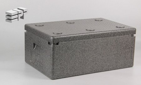 Box 34L thermal insulation container