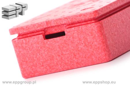 Box / Erste Hilfe Set - rot