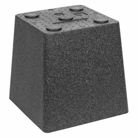 Donica IQBANA CONICAL 390 czarna