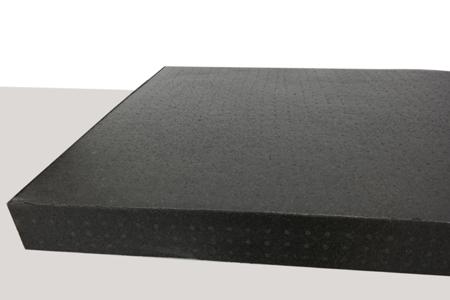 Płyta 1000x800x80 60g/l czarna