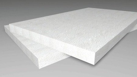 Płyta 1800/1200/150  20 g/l biała