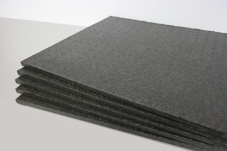 Płyta 1800/1200/150  60 g/l czarna